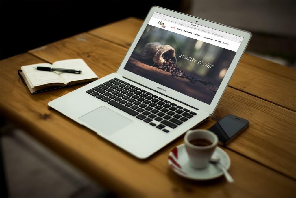 site-web miola caffe